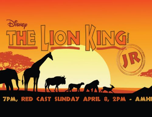 Lion King Jr 4/7 & 4/8