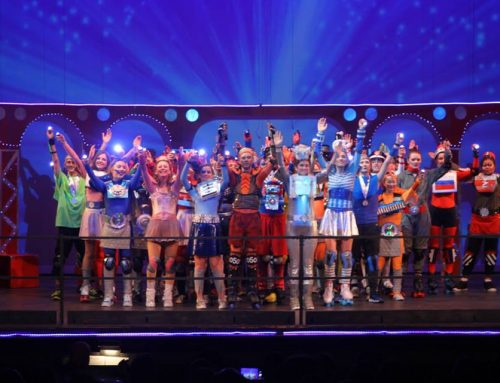 Starlight Express Show Gallery