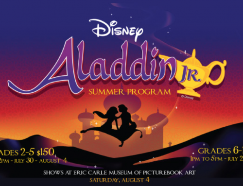 Aladdin Jr Summer Registration Workshop