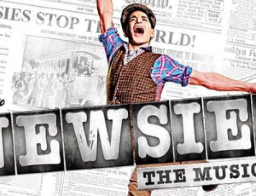 Did you hear the news?  We are doing Newsies this Spring 2019
