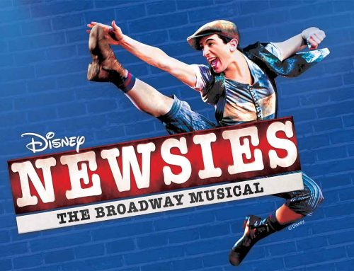 Newsies (Gr. 7-12) First Rehearsal Jan. 12, 2019