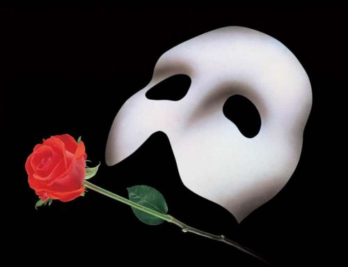 NYC Trip to Broadway – Phantom of The Opera May 4