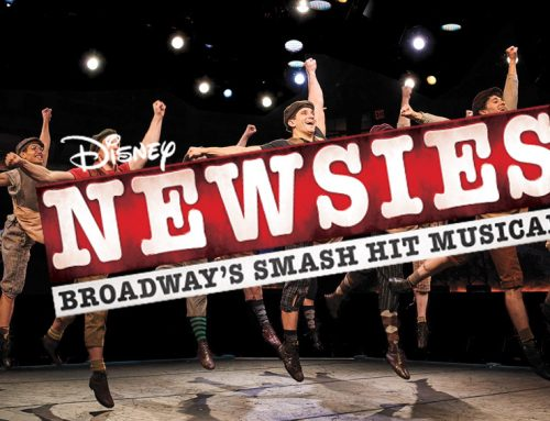 Newsies (Performed May 2019)