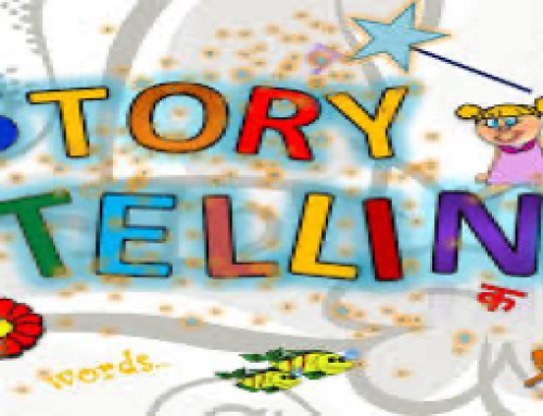 Storytelling with Music- Grades 1-4