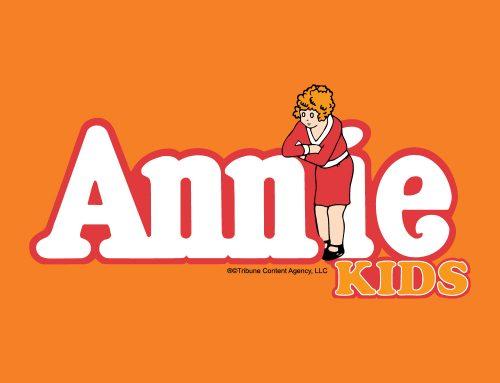 Spring 2021: Annie Kids